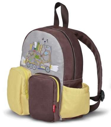 Детский рюкзак Toyota TMDR18U040 Grey/Brown/Yellow