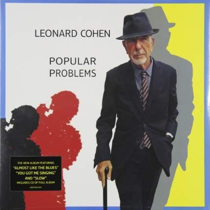 Виниловая пластинка Leonard Cohen POPULAR PROBLEMS (LP+CD/180 Gram/W284)