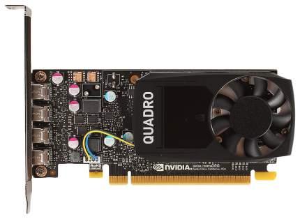 Видеокарта PNY Quadro P1000 (VCQP1000DVIBLK-1)