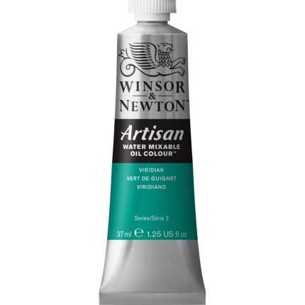 Масло водорастворимое Winsor&Newton Artisan виридиан 37 мл