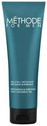 Méthode Jeanne Piaubert Mèthode for Men Gel 3 En 1 Nettoyant Exfoliant & Purifiant