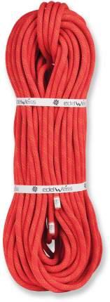 Веревка динамическая Edelweiss Flashlight II C2P10.50.A 10 мм, красная, 50 м