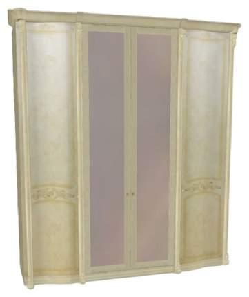 Платяной шкаф Любимый Дом LD_44203 227х66х228, кожа ленто