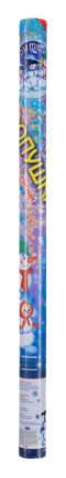 Новогодний крекер Snowmen пневматическая хлопушка дальность 20 30 м Е50129