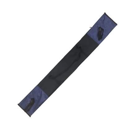 Чехол для беговых лыж NovaSport темно-синий, 150 см