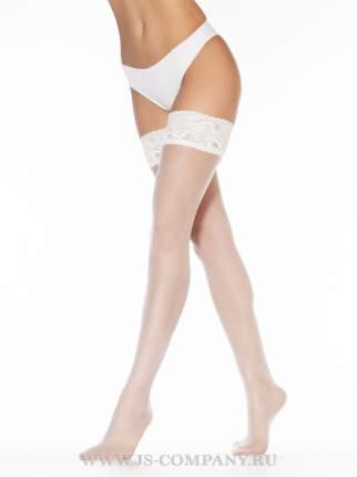 Чулки женские MiNiMi белые 1-2/XS-S