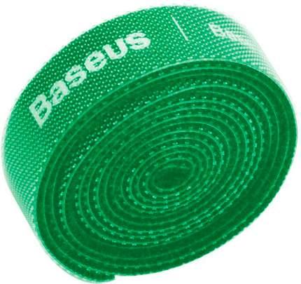 Органайзер проводов Baseus Rainbow Circle Velcro Straps 1m ACMGT-E06 (Green)