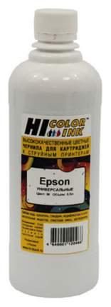 Чернила для струйного принтера Hi-Black универсальные, для Epson, 500 мл, пурпурные