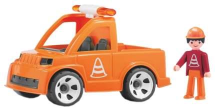 Автомобиль дорожной службы с водителем