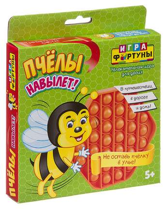 "Настольная семейная игра ""Пчелы навылет"""