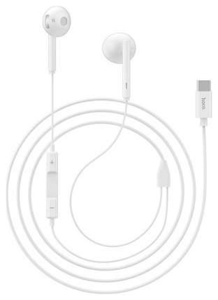 Наушники Hoco L10 Acoustic White
