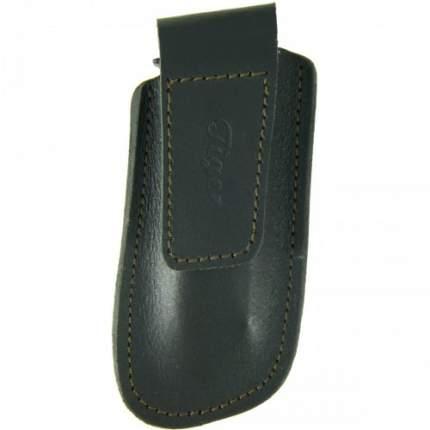 Чехол Tiger для магазина ( обоймы ) ПЯ ( Ярыгина ) на липучке кожаный черный