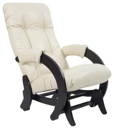Кресло-качалка Комфорт Модель 68 KMT_2000000024820, белый
