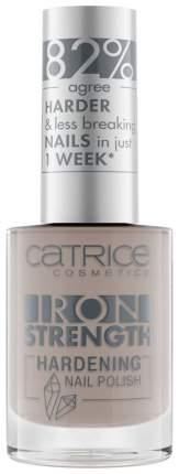 Лечебный лак Catrice Iron Strength Smokey Quartz