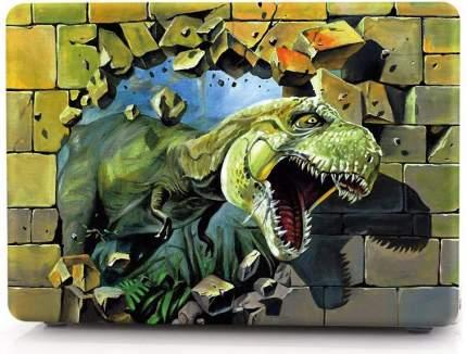 "Чехол для Macbook Pro 13"" i-Blason Cover A1706/1708 tyrannosaurus"