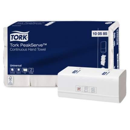 Полотенца Tork PeakServe листовые с непрерывной подачей  410 листов  universal 20*22.5 см