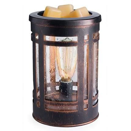 Аромасветильник настольный  Металл и лампа Эдисона Chicken Wire Edison Bulb Illumination