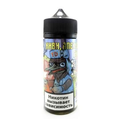 Жидкость для электронных сигарет Frost Drozd киви апельсин гуава 120мл  3 мг