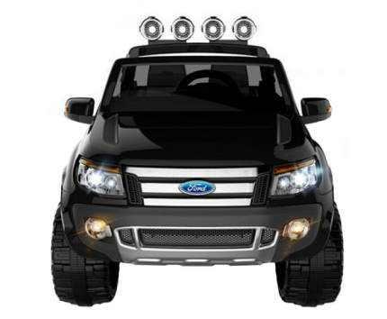 Детский электромобиль Barty Ford Ranger F150 (Лицензия), Чёрный