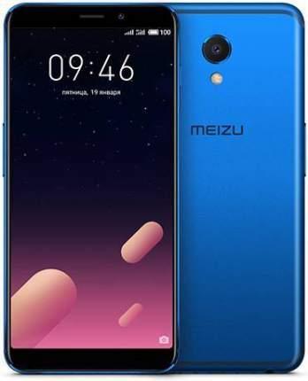Смартфон Meizu M6s M712H 32Gb Blue