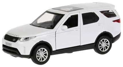 Машина инерционная Land Rover Discovery, 12 см Технопарк