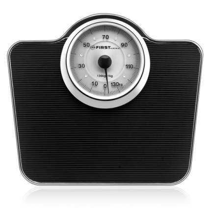 Весы напольные First FA-8021 Black