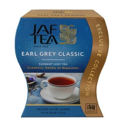 Чай Jaf Tea Earl Grey Classic черный листовой с бергамотом 100 г