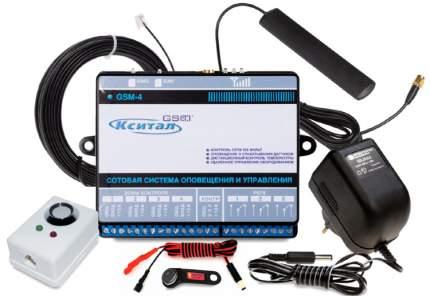 Сигнализация Кситал GSM 4