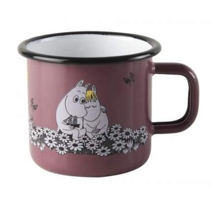 Кружка эмалированная Muurla Moomin Любовь 1701-030-06