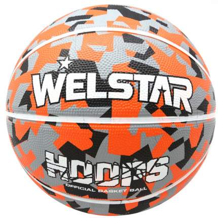 Баскетбольный мяч Welstar BR2843-1 №7 orange
