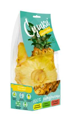 Чипсы фруктовые Биопродукты сушки ананасовые 30 г
