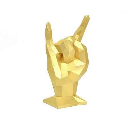 """3D фигура Paperraz """"Рука Коза"""""""