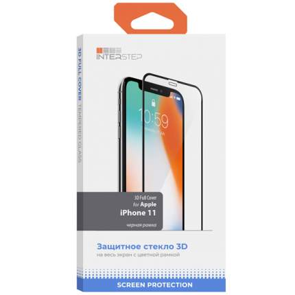 Защитное стекло InterStep для iPhone 11
