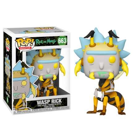 Фигурка Funko POP! Animation Rick and Morty: Wasp Rick