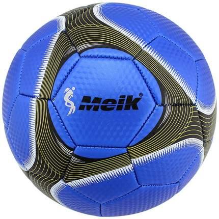 Футбольный мяч Meik 67 D26076-1 №5 blue