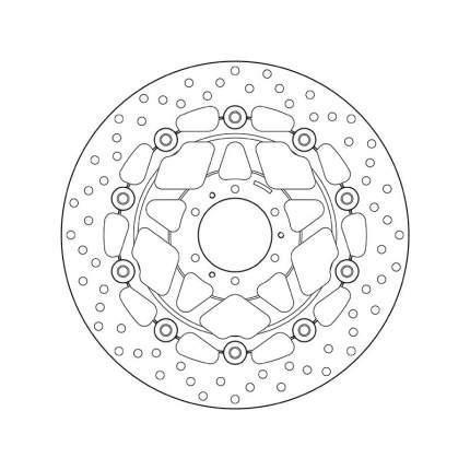 Тормозной диск Brembo 78B40825