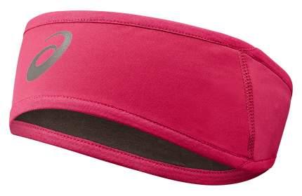 Повязка на голову Asics Winter Headband red