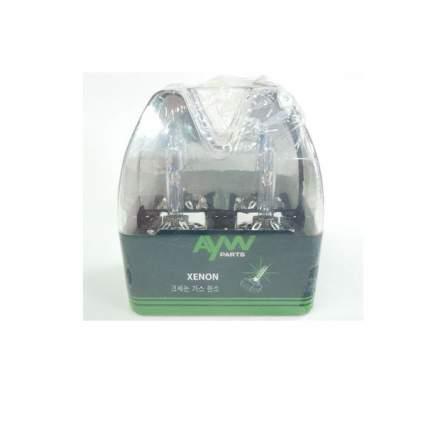 Комплект Лампы Газоразрядной D3s 12v 35w Pk32d-5 6000k AywiParts арт. AW1930030B2