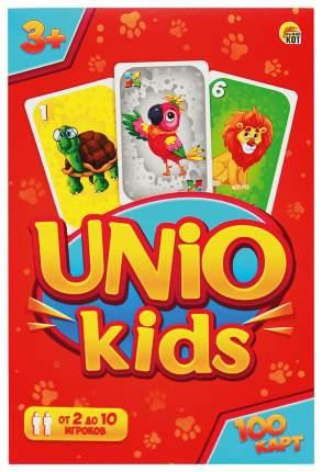 Настольная игра Рыжий Кот Unio Kids Ин-6335