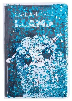 Еженедельник ArtFox 100 % Ламмма LL-La-La-Llama 4336344 Голубой