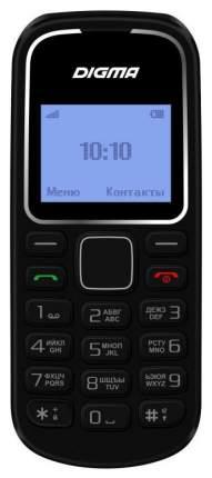 Мобильный телефон Digma Linx A105 2G Черный