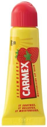 Бальзам для губ Carmex Moisturising Lip Balm SPF 15 Strawberry 10 г