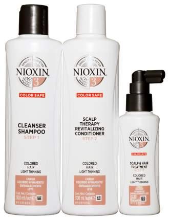 Набор средств для волос Nioxin System 3 Kit 300 мл+300 мл+100 мл