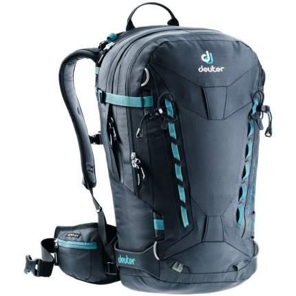 Рюкзак для лыж и сноуборда Deuter Freerider Pro, black, 30 л