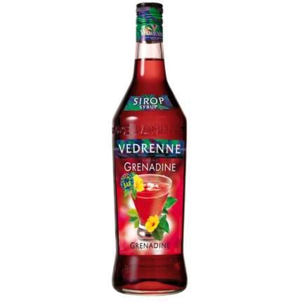 Сироп Vedrenne гренадин 1 л