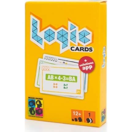 Настольная игра Brain Games Логические карточки, Для детей 2