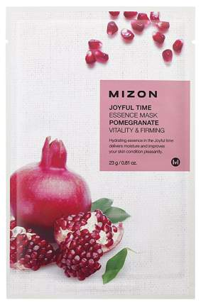 Маска для лица Mizon Joyful Time Essence Pomegranate 23 г