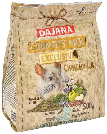 Корм для шиншилл Dajana EXCLUSIVE 0.5 кг 1 шт