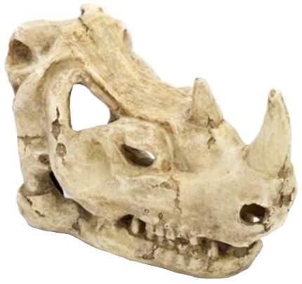 Декорация для аквариума Penn-Plax Череп носорога, пластик, 8,9х15,2х12,7 см