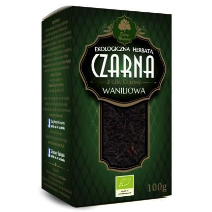 Чай черный Dary Natury цейлонский с ванилью эко 100 г